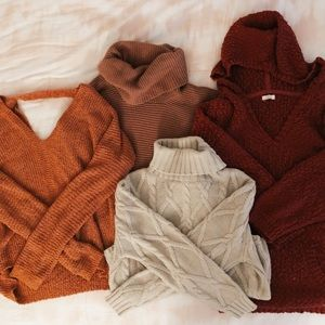SWEATER BUNDLE 🍂